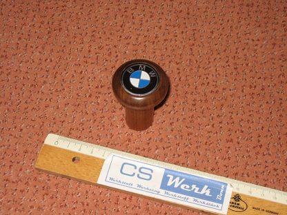 Schaltknauf Holz BMW E9